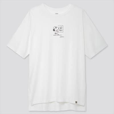 ユニクロのピーナッツ 70 オーバーサイズ UT(グラフィックTシャツ・半袖)