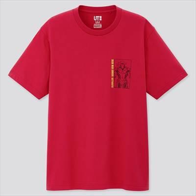 ユニクロのアート オブ マーベル UT(グラフィックTシャツ・半袖)