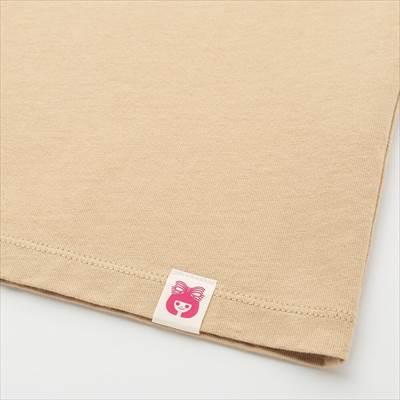 ユニクロのりぼん65周年 UT ママレード・ボーイ(グラフィックTシャツ・半袖)