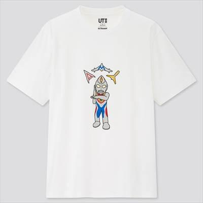 ユニクロのウルトラマン UT(半袖・レギュラーフィット)