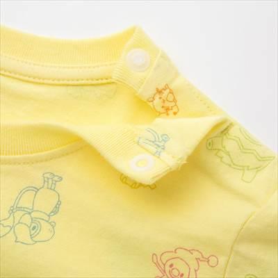ユニクロのモンポケ UT (グラフィックTシャツ・半袖)