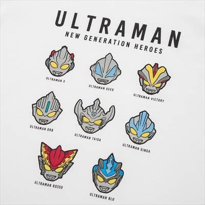 ユニクロのKIDS ウルトラマン UT(グラフィックTシャツ・半袖)
