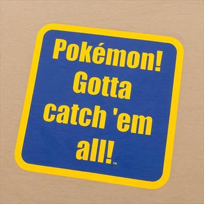 ユニクロのwith Pokemon UT(半袖・レギュラーフィット)