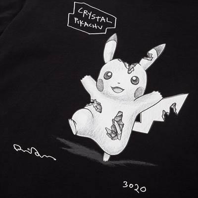 ユニクロのKIDS ダニエル・アーシャム x ポケモン UT(グラフィックTシャツ・半袖)