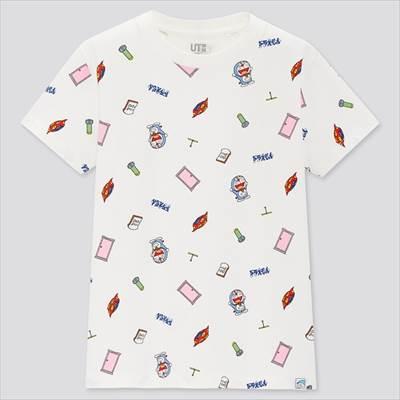 ユニクロのKIDS ドラえもん UT(グラフィックTシャツ・半袖)