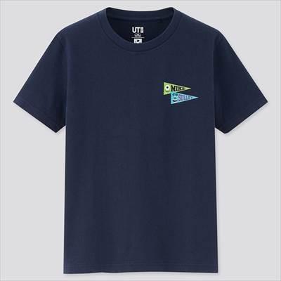 ユニクロのKIDS チーム ピクサー UT(グラフィックTシャツ・半袖)