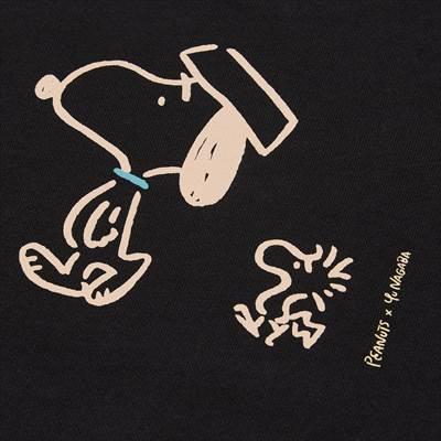 ユニクロ×KIDS ピーナッツ × 長場雄 スウェットシャツ(長袖)