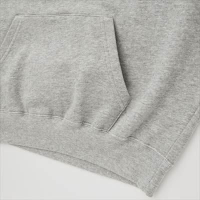 ユニクロ×ピーナッツ × 長場雄 スウェットプルパーカ(長袖)