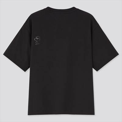 ユニクロのピーナッツ × 長場雄 UT グラフィックTシャツ(半袖・ボクシーフィット)