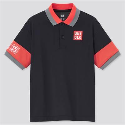 KIDS NKドライEXポロシャツ(半袖)