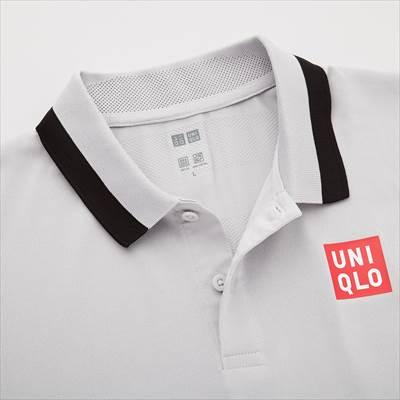 ユニクロの2021年新作NKドライEXポロシャツ(半袖)