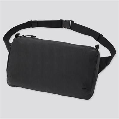 ユニクロのウエストバッグ