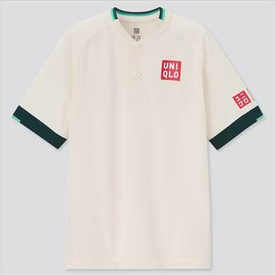 ユニクロのKIDS RFドライEXポロシャツ(半袖)