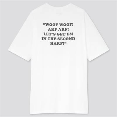 ユニクロのピーナッツ ビンテージ UT グラフィックTシャツ(半袖・オーバーサイズフィット)