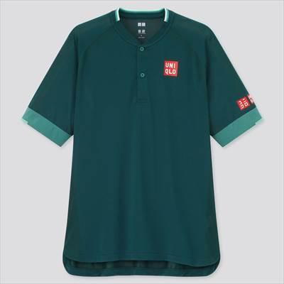 ユニクロのRFドライEXポロシャツ(半袖)2021