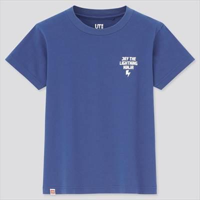 ユニクロのKIDS レゴ ニンジャゴー UT グラフィックTシャツ(半袖)
