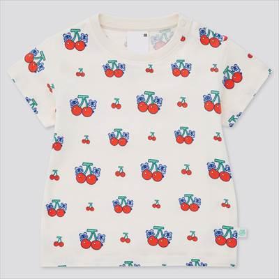 ユニクロのあつまれ どうぶつの森 UT グラフィックTシャツ(半袖)