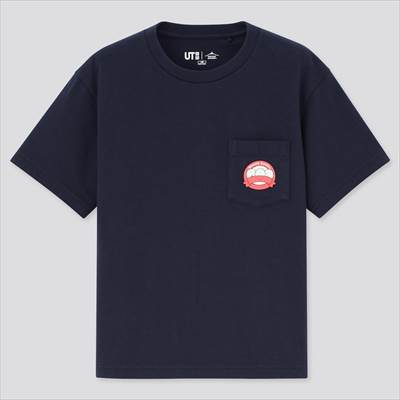 ユニクロのKIDS すみっコぐらし 2021 春夏 UT グラフィックTシャツ(半袖)