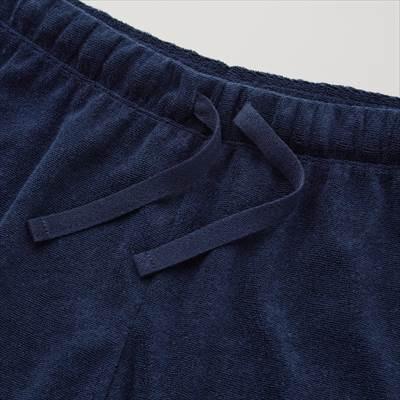ユニクロのピーナッツ エアリズムパイルパジャマ(半袖)