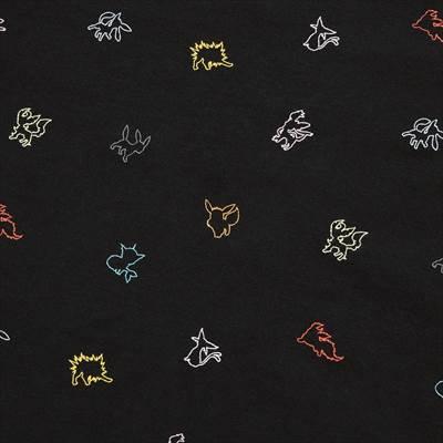 ユニクロのポケモン オールスターズ UT グラフィックTシャツ(半袖・リラックスフィット)