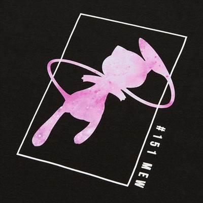 ユニクロのポケモン オールスターズ UT グラフィックTシャツ ミュウ(半袖・リラックスフィット)