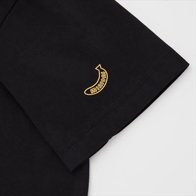 ユニクロのKIDS ミニオンズ・フィーバー UT グラフィックTシャツ(半袖)