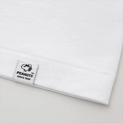 ユニクロのピーナッツ 2021 秋冬 UT グラフィックTシャツ(半袖・レギュラーフィット)