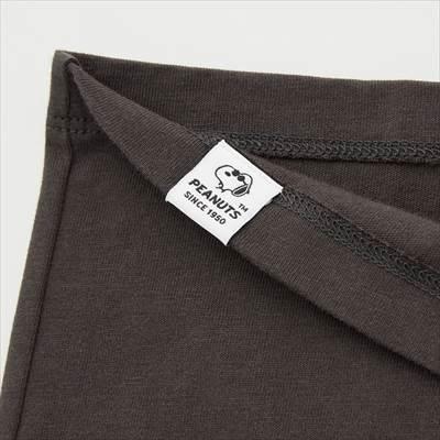 ユニクロのKIDS ピーナッツ 2021 秋冬 UT グラフィックTシャツ(長袖)