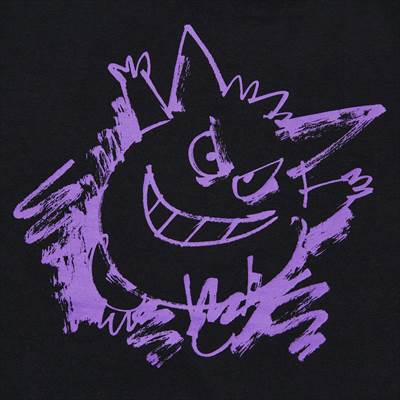 ユニクロのKIDS ポケモン ミーツ アーティスト UT グラフィックTシャツ(半袖・レギュラーフィット)
