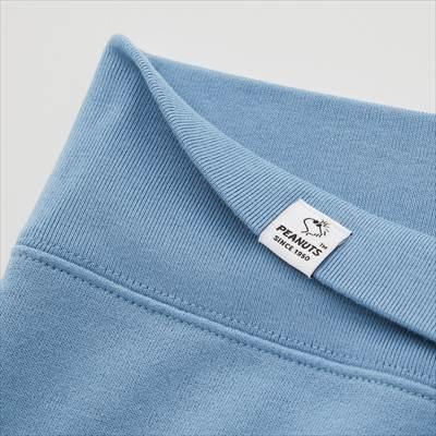 ユニクロのピーナッツ 2021 秋冬 スウェットシャツ(長袖)
